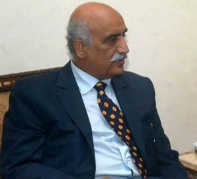 حکومت اپنی مذاکراتی کمیٹی میں سیاستدانوں کو شامل کرے: خورشید شاہ
