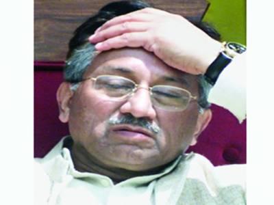 مشرف نے غداری کیس فوجی عدالت منتقل نہ کرنے کے فیصلے کو سپریم کورٹ میں چیلنج کر دیا