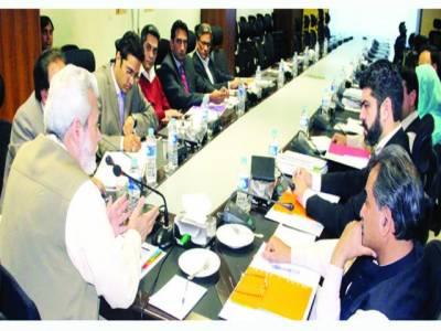 لاہور ویسٹ مینجمنٹ کمپنی کے بورڈ آف ڈائریکٹرز کا اجلاس، مختلف منصوبوں کی منظوری