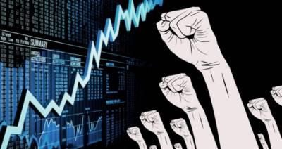 سٹاک مارکیٹ میں زبردست تیزی' کے ایس ای 100 انڈیکس نئی بلند ترین سطح پر پہنچ گیا