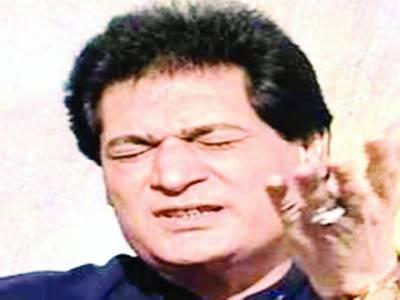 گلوکار اسد امانت علی کی 7ویں برسی آج منائی جائےگی