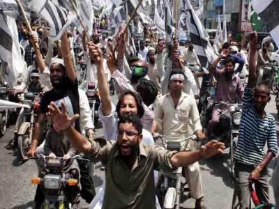 فوج کی حمایت میں تحریک چلائینگے' جنگ' جیو قوم سے معافی مانگیں: سنی اتحاد کونسل