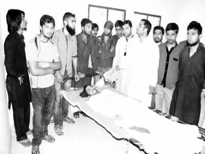 گڑھی شاہو میں نوجوان سڑک پر گرے بجلی کے تار کو چھونے سے جاں بحق