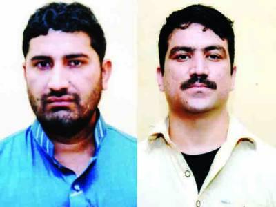 کراچی گینگ وار میں ملوث خطرناک ملزم وقار اور اسکا ساتھی شہباز حسین گرفتار