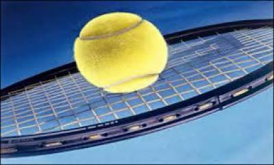عقیل خان نے یاسر خان کو ہرا کر پاکستان اوپن ٹینس چیمپئن شپ جیت لی