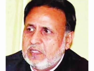 فیصل آباد میں جلسہ کے اعلان سے رانا ثناء کی نیند یں اڑ گئیں : محمود الرشید