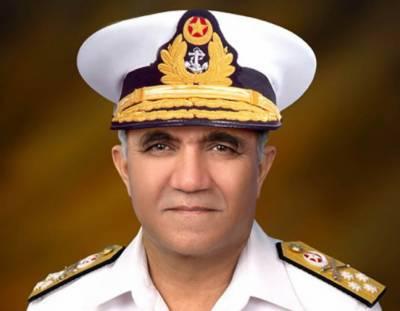 بحری قوتیں خارجہ پالیسی کا اہم ہتھیار تصور کی جاتی ہیں: ایڈمرل آصف سندھیلہ