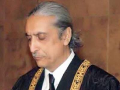 نائب صوبیدارپر مقدمہ فوجی عدالت میں چلے گا یا سول کورٹ میں فیصلہ ہم کرینگے : جسٹس جواد