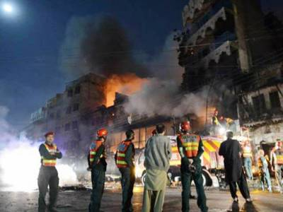 بھارتی حیدرآباد مسلمانوں کی املاک پر حملے' فوج کی فائرنگ سے تین شہید کرفیو نافذ