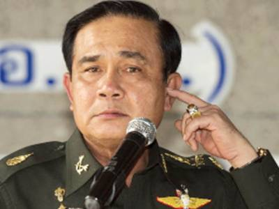 تھائی لینڈ میں مارشل لاء نافذ' سیاسی جماعتوں کا احتجاج' عالمی برادری کا اظہار تشویش