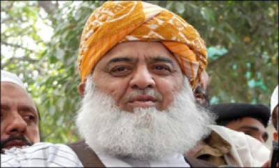 طالبان کیساتھ مذاکرات منطقی انجام کو پہنچ گئے: فضل الرحمن