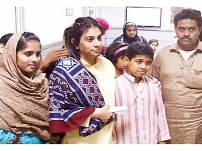 بحریہ ٹائون ہسپتال لاہور میں قوت سماعت گویائی سے محروم بچوں کو مخصوص آلہ لگانے کیلئے آپریشنز کا تیسرا دور شروع ہو گیا