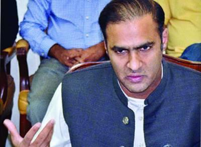 عمران اگلا الیکشن میرے خلاف لڑیں، عابد شیر علی کا چیلنج