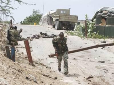 صومالی پارلیمنٹ پر حملہ، چارسیکورٹی اہلکاروں سمیت 10افرادہلاک