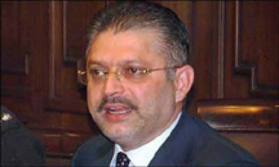 چودھری نثار صرف دن کے وزیر داخلہ ہیں، رات کو دہشت گردی انکی ذمہ داری نہیں: شرجیل
