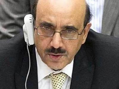 امریکی ڈرون حملہ پاکستانی خود مختاری کی خلاف ورزی ہے: مسعود خان