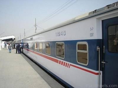 شیخ رشید احمد نے ٹرین مارچ کیلئے عوامی ایکسپریس میں 300 سیٹوں کی پیشکش قبول کرلی