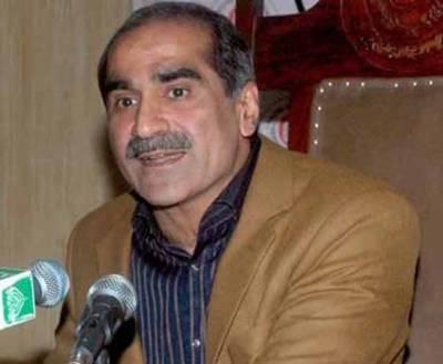 مشرف کو باہر بھجوانے میں تعاون کرنیوالا ملک و قوم کے سامنے جوابدہ ہوگا: سعد رفیق