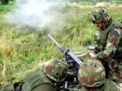 کنٹرول لائن: بھارتی فوج کی گولہ باری' فائرنگ' 2 پاکستانی فوجیوں سمیت 4 زخمی' الزام بھی پاک فوج پر دھر دیا