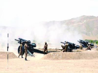 شمالی وزیرستان: شیلنگ سے10 دہشت گرد ہلاک، افغانستان کو ملا فضل اللہ ہمارے حوالے کرنا ہو گا: وزیر دفاع