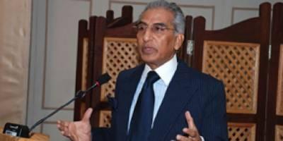 طارق فاطمی کی ملاقاتیں، دہشت گردی کیخلاف پاکستانی کوششوں کے مثبت نتائج برآمد ہونگے: امریکی حکام