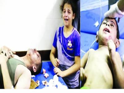 مزید30 فلسطینی شہید: اسرائیل غزہ کا محاصرہ ختم، جارحیت مکمل طور پر روکے: قومی اسمبلی کی متفقہ قرارداد