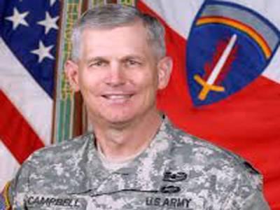 آپریشن ضرب عضب لائق تعریف کوشش جاری رہنا چاہئے، امریکی کمانڈر