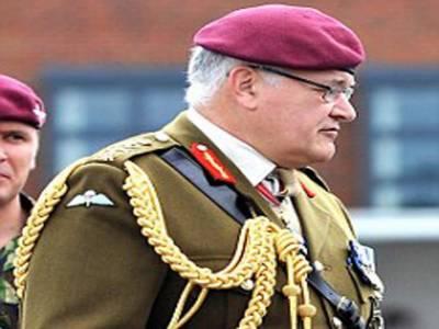 افغانستان دوبارہ دہشت گردوں کی جنت بن گیا تو پھر فوج بھیج سکتے ہیں : برطانوی آرمی چیف