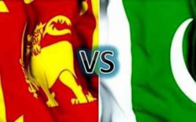 سری لنکا اور پاکستان کے درمیان ٹیسٹ سیریز کا پہلا میچ کل شروع ہوگا