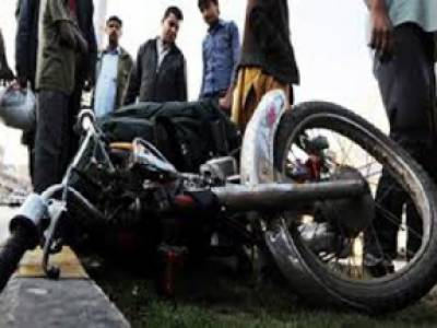 گوجرانوالہ: ٹرالے نے موٹر سائیکل سوار ماں بیٹے کو کچل دیا، دونوں جاں بحق