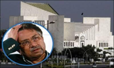 پرویز مشرف کے خلاف غداری کیس کی سماعت آج ہوگی