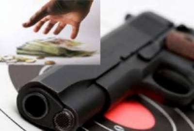 ڈکیتی، چوری کی وارداتوں میں شہریوں سے لاکھوں روپے اور سامان لوٹ لیا