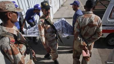 کراچی: بھتہ خوروں نے سکول پرنسپل کو قتل کردیا، پرتشدد واقعات، 5 افراد ہلاک