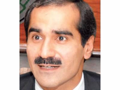 آئیں دونوں مستعفی ہوکر ایک دوسرے کے حلقے سے الیکشن لڑیں سعد رفیق کا عمران کو چیلنج