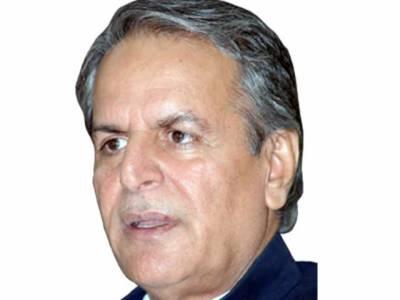جاوید ہاشمی اسلام آباد سے ملتان پہنچ گئے، مارچ میں حصہ نہ لینے کی اطلاعات