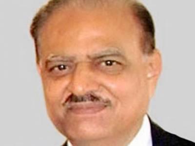 یوم آزادی پاکستان کو مزید مستحکم کرنے کا تقاضا کرتا ہے: صدر ممنون