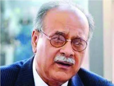 نجم سیٹھی نے دھاندلی کے الزامات لگانے پر عمران خان کیخلاف ایک ارب روپے ہرجانے کا دعویٰ دائر کر دیا