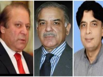 پارلیمنٹ کے سامنے ہنگامہ آرائی' تحریک انصاف کے چار کارکنوں کے قتل کا الزام' نواز' شہباز' نثار سمیت گیارہ افراد کیخلاف مقدمہ درج کرنیکا حکم