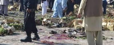 سبی : سبزی منڈی کے قریب بم دھماکہ' دو افراد جاں بحق 23 زخمی