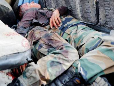 مقبوضہ کشمیر میں مجاہدین کے بھارتی فوج پر حملے' جھڑپ' 2 اہلکار ہلاک' متعدد زخمی