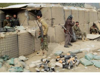 صوبہ لوگر میں چیک پوسٹ پر طالبان کا حملہ، 6 پولیس اہلکار ہلاک