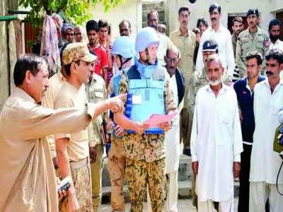 ڈائریکٹرز ملٹری آپریشنز کا رابطہ' بھارت سیز فائرمعاہدے کی پابندی کرے: پاکستان، اقوام متحدہ کی کمیٹی کے اجلاس میں دونوں ملکوں کے سفارتکاروں میں جھڑپ