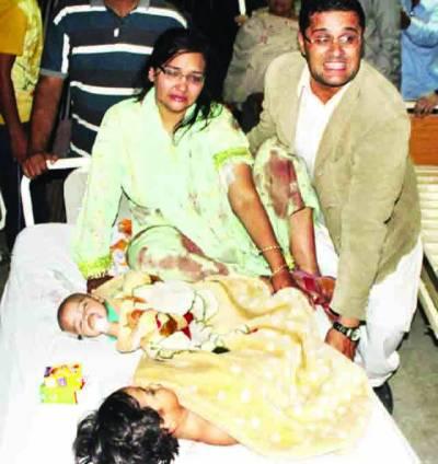 شہباز شریف کا جاں بحق افراد کے ورثا کیلئے 5 لاکھ زخمیوں کیلئے 75 ہزار روپے امدادکا اعلان