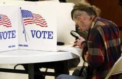 امریکہ میں مڈٹرم الیکشن کل ہونگے، انتخابی مہم آخری مراحل میں داخل