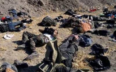 عراق، 10 روز میں داعش نے 300 قبائلی قتل کر دیئے، رپورٹ