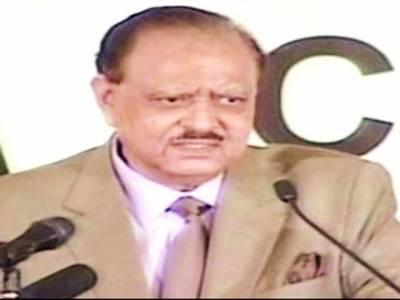 صدر ممنون نے پی پی بھکر 2 میں اپیلٹ ٹربیونل کی منظوری دیدی