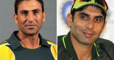 پاکستن نیوزی لینڈ سیریز : کھلاڑیوں کے حوصلے بلند ' سیریز جیتیں گے : مصباح الحق' یونس خان