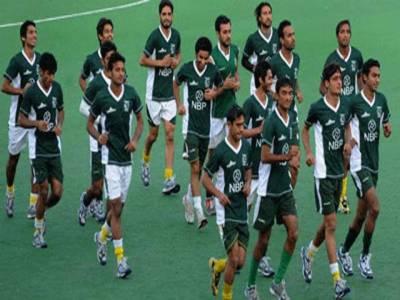 ہاکی چیمپئنز ٹرافی آج سے شروع، پاکستان بیلجیئر کے خلاف کھیلے گا