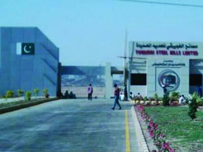 سٹیل ملز کو15 ارب روپے کا بیل آئوٹ پیکج جاری، پیداواری ہدف حاصل نہ ہو سکا