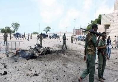 صومالیہ میں دو خودکش بم دھماکے' دو صحافیوں سمیت نو افراد ہلاک' متعدد زخمی